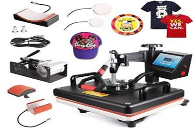 sublimation 5 in 1 heat press machine