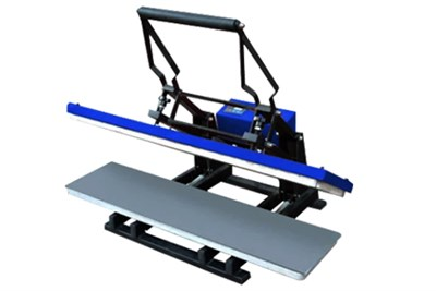 25x100 heat prees machine