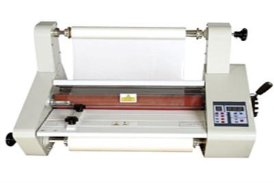 lamination machine roll roll