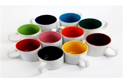 2 tone sublimation mug