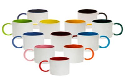 3 tone sublimation mug