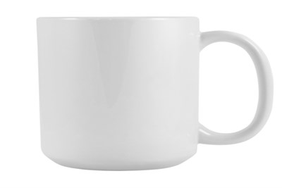 15oz sublimation white mug