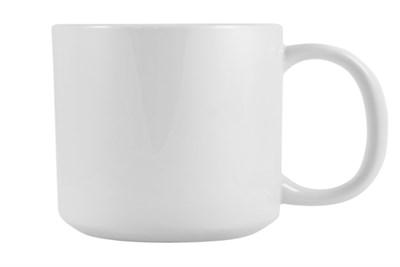 15oz sublimation white mug