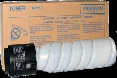konica minolta tn 118 toner cartridge