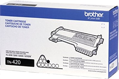 brother TN420  toner cartridge