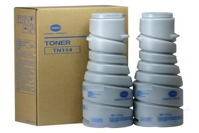 konica minolta tn114 toner cartridge