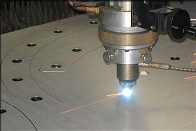 Plate laser cutting service
