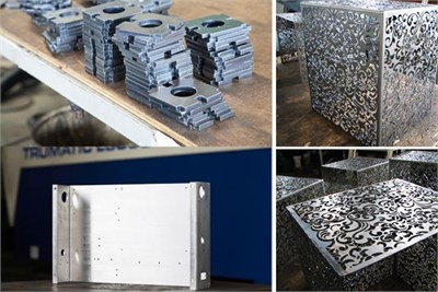 SS plate laser cutting service