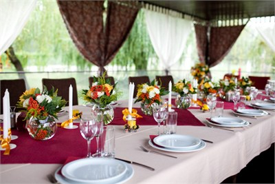 Reception Catering Services