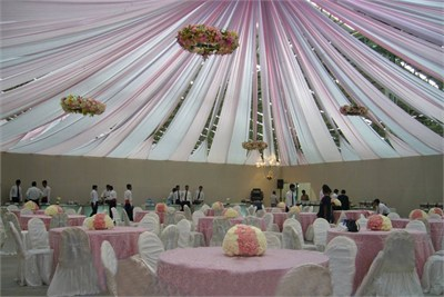 Function Hall Decoration