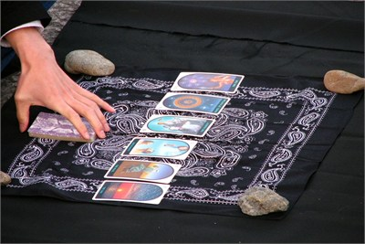 Fortune Telling Using Tarot