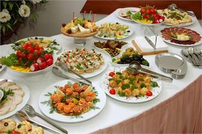 Caterer for Wedding