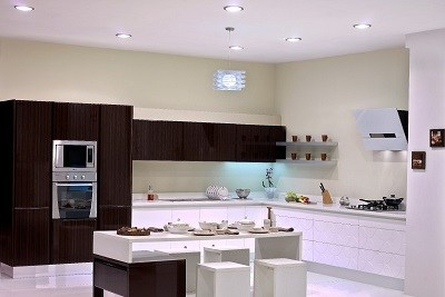 Sleek Modular Kitchen Dealer in Aurangabad MH, Sleek Modular Kitchen ...