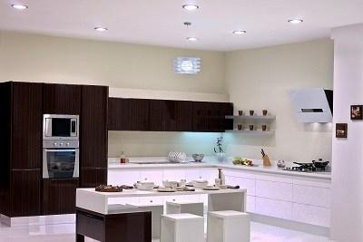 sleek modular kitchen designs. Home  Products Sleek Modular Kitchen Dealer Distributor