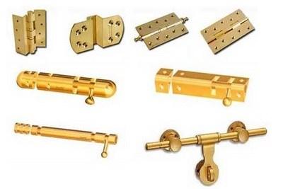 Brass Fancy Hardware