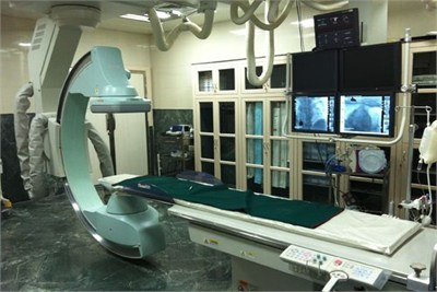Angiography System