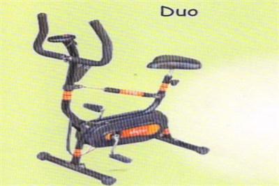 Duo Exercise Bike And Cycle