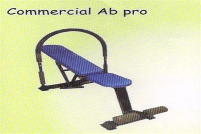 Commercial AB Toner Pro Bench