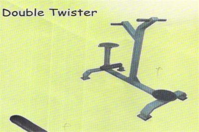 Double Twister Fitness Equipment
