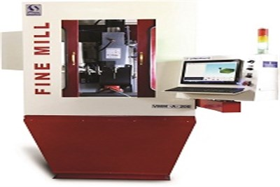 CNC Mill Trainer with Industrial Controller