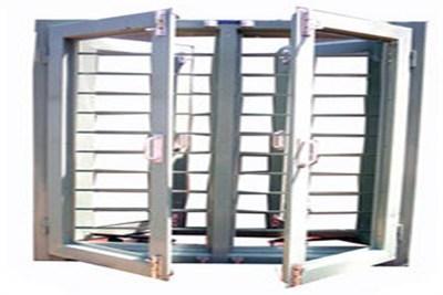 Pressed Steel Window