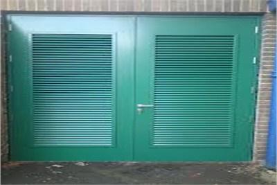 Ventilated Door
