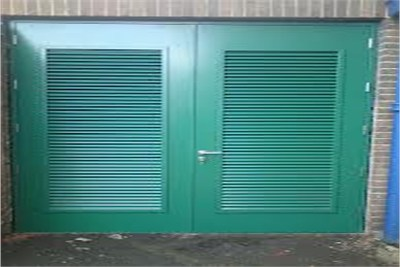 Ventilated Door