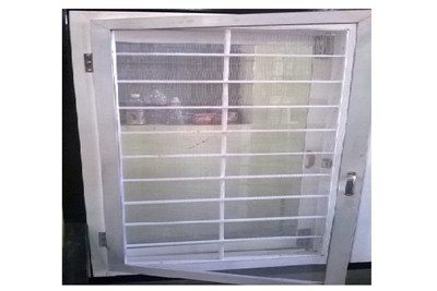 Single Shutter French Window