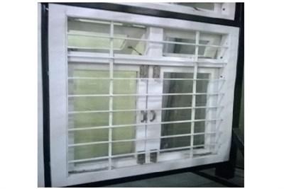 Two shutter french window