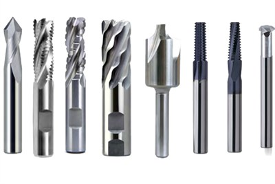 Solid Carbide Drill And Endmill