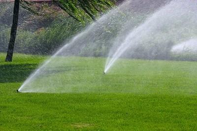 Garden Irrigation