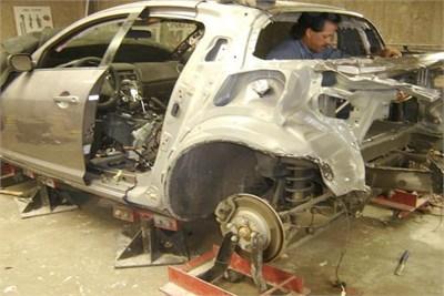 Car Accidental Damage Repairing Services