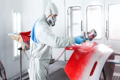 Car Painting Services in Warje