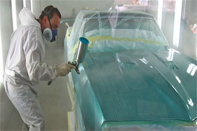 Car Painting Services in Bavdhan