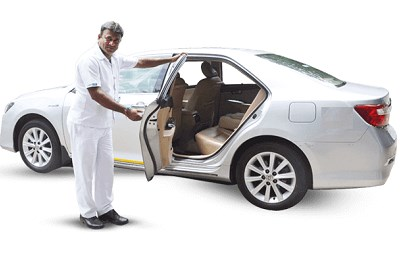 Car/Bus Rental Services For Local Package