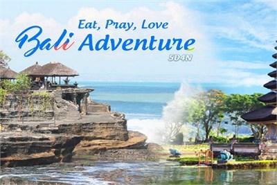Adventurous Bali 4 Nights/ 5 Days