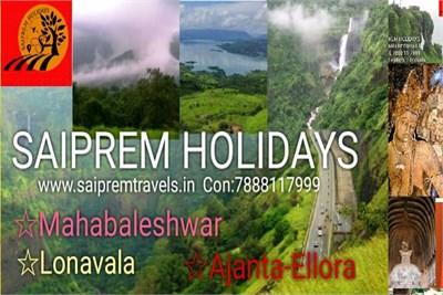 Tour Maharashtra Pilgrimage Hill Station and Heritage Tour