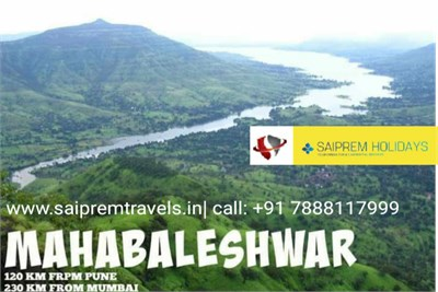 Pune To Mahabaleshwar Tour Package