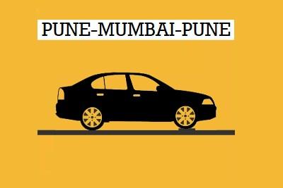 PUNE - MUMBAI - PUNE