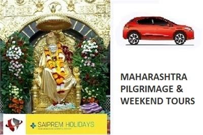6N/7D - Shirdi Shani shingnapur Nashik + 5 Jyotirlingas + Ajanta-Ellora
