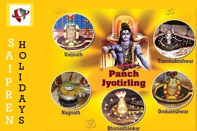 5 JYOTIRLINGA and SHIRDI DARSHAN TOUR PACKAGE