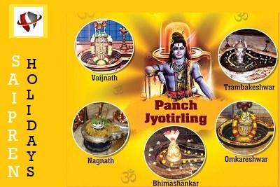 5 JYOTIRLINGA and SHIRDI DARSHAN TOUR PACKAGE