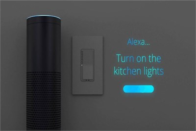 Alexa voice control Home automation