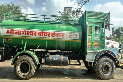 Supply Water Tanker for Wedding Event