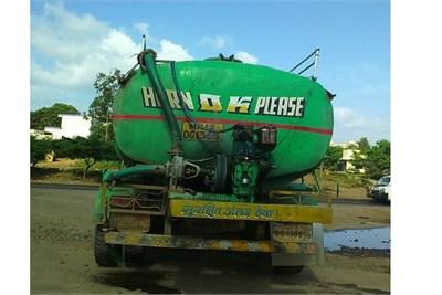 Drinking Water Truck Supplier