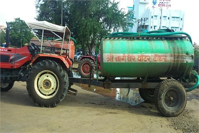 Drinking Water Tractor Supplier