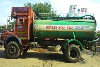 Old Tanker Sale Capacity 10000 Ltr