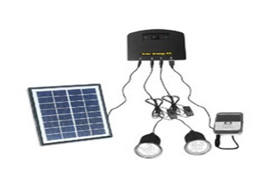 Village Solar Lights