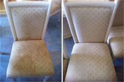 Chair Cleaning