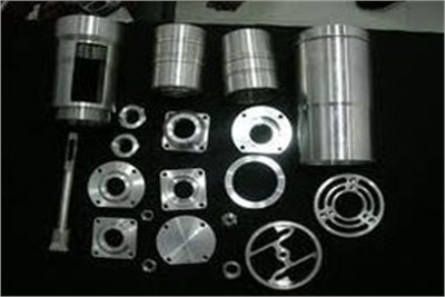 CNC Machined Components for CNC Machines
